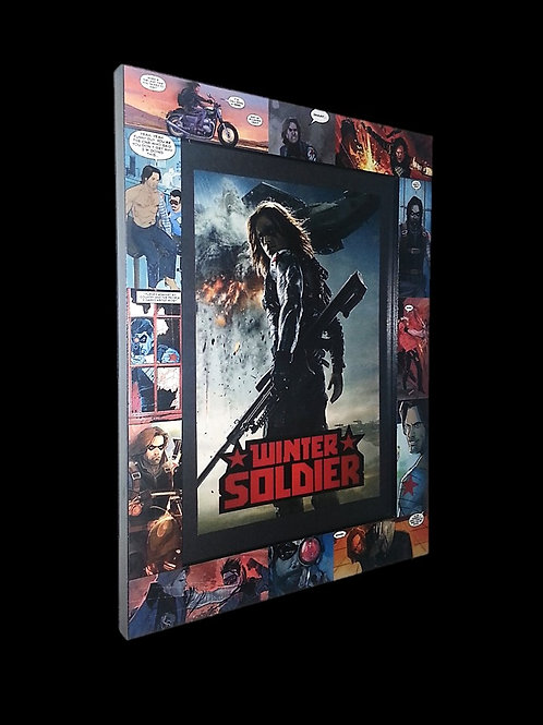 Winter Soldier Frame