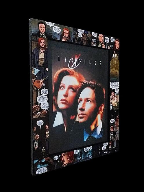X-Files Frame