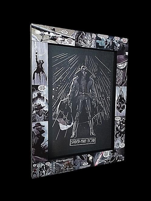 Spider-Man Noir Frame