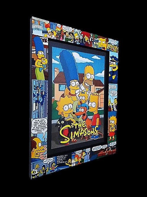 The Simpsons Frame