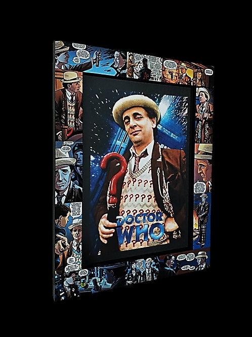 7th Doctor (McCoy) Frame