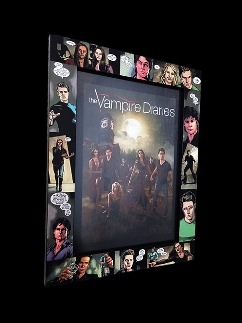 The Vampire Diaries Frame