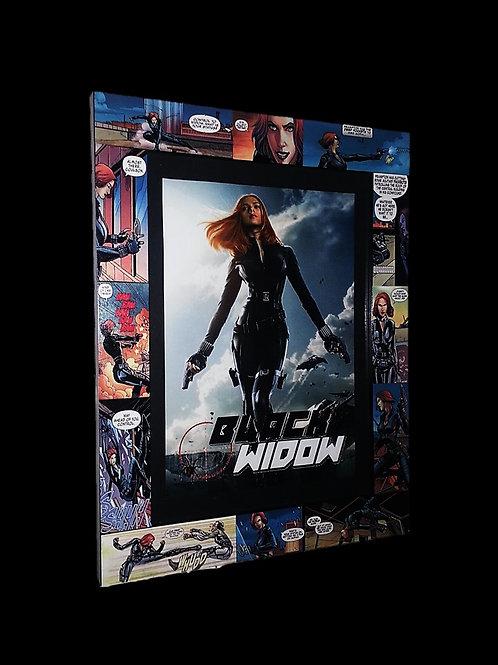 Black Widow Frame