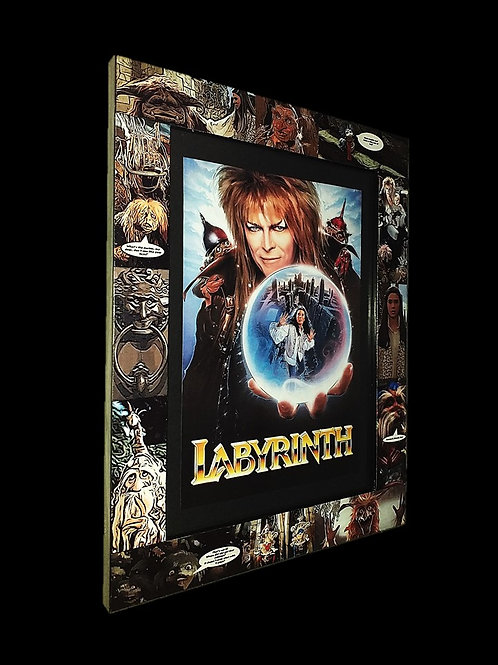 Labyrinth Frame