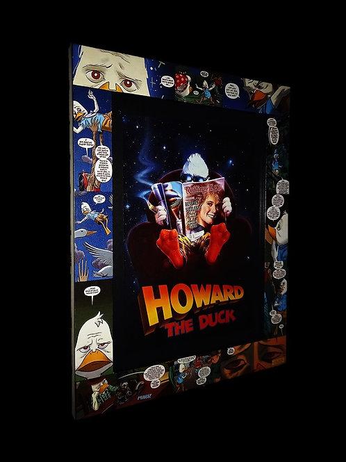 Howard The Duck Frame