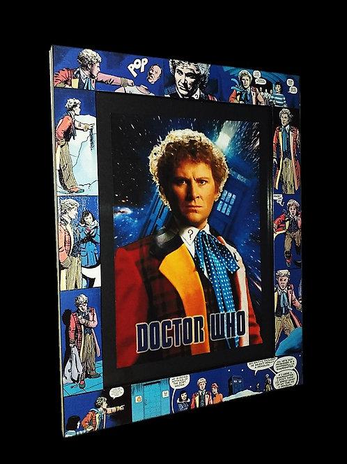 6th Doctor (Baker) Frame