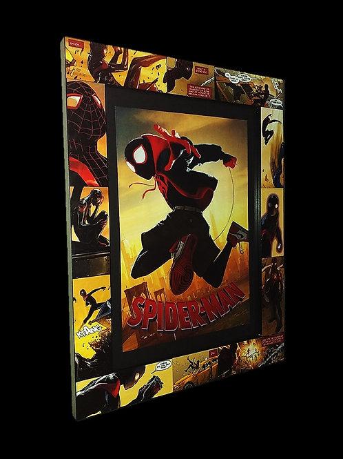 Spider-Man (Morales) Frame