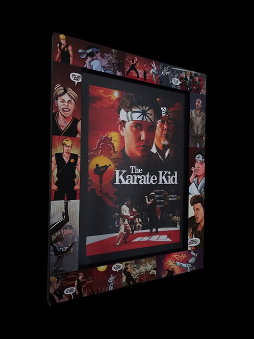 Karate Kid Frame
