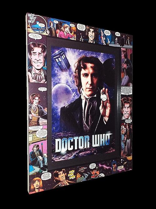 8th Doctor (McGann) Frame