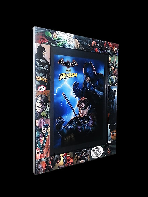 Batman and Robin Frame