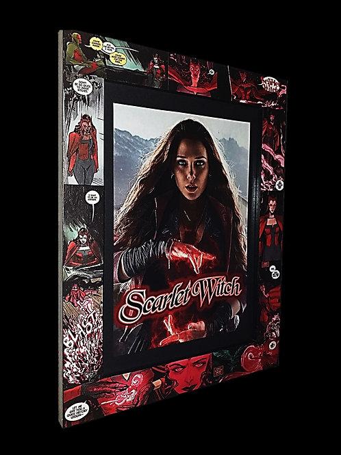 Scarlet Witch Frame