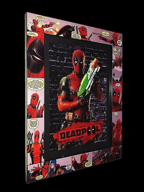 Deadpool Frame