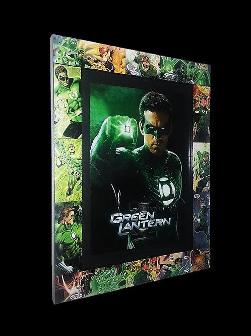 Green Lantern Frame