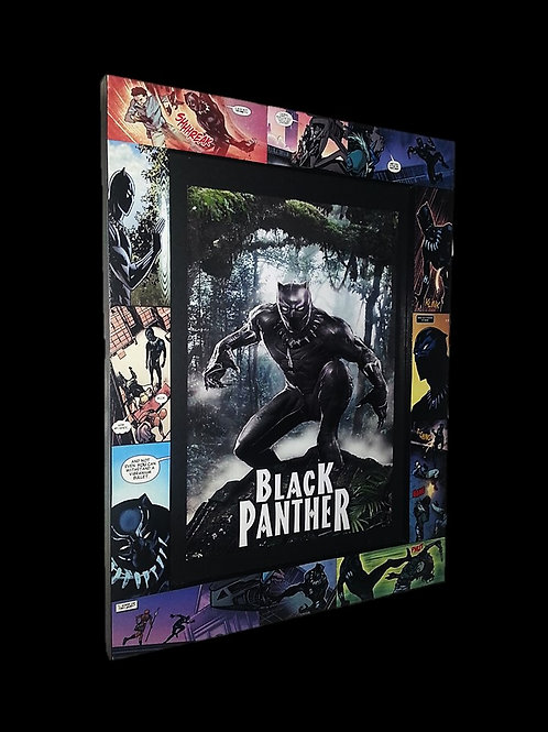 Black Panther Frame