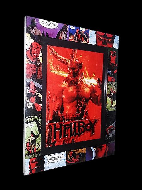 Hellboy Frame