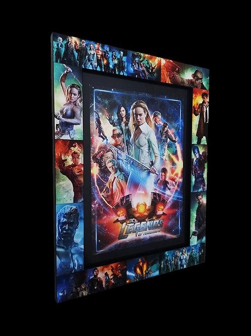 Legends of Tomorrow Frame