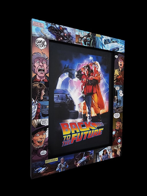 Back To The Future Frame