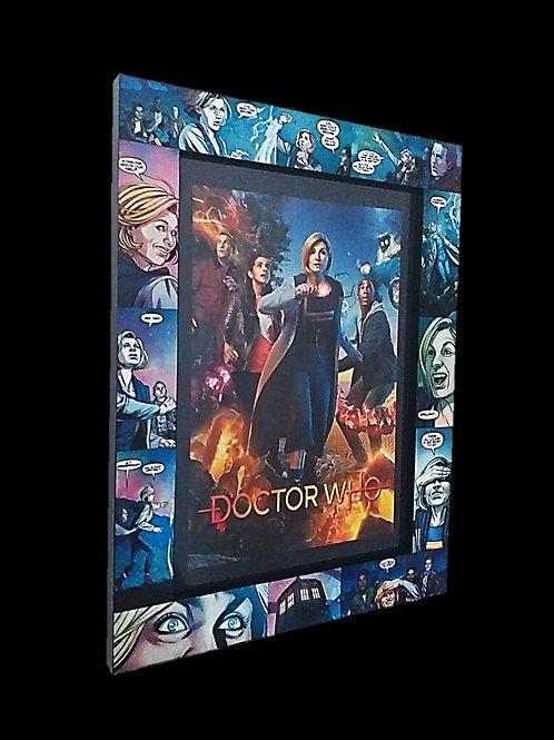 13th Doctor (Whittaker) Frame