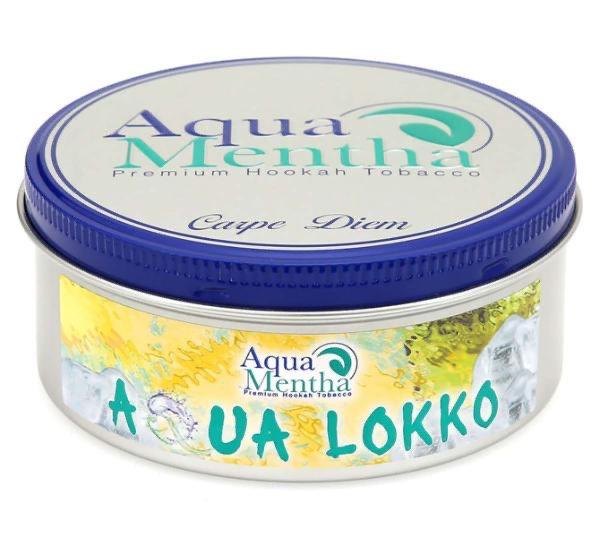 Aqua Mentha Tabak Lokko #12 200g
