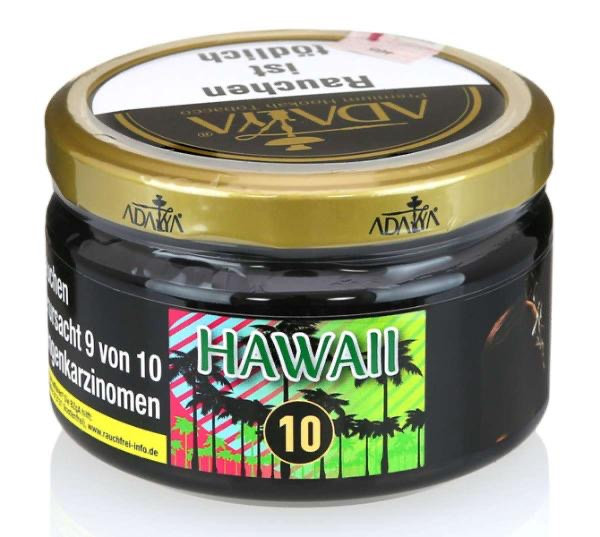 Adalya Tabak Hawaii #10 200g