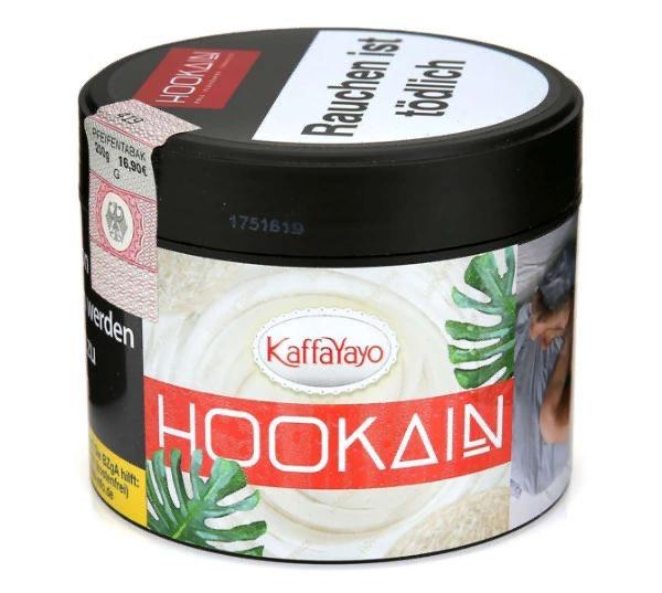 Hookain Tabak Kaffa Yayo 200g
