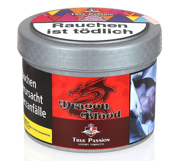 True Passion Tobacco Dragon Blood 200g