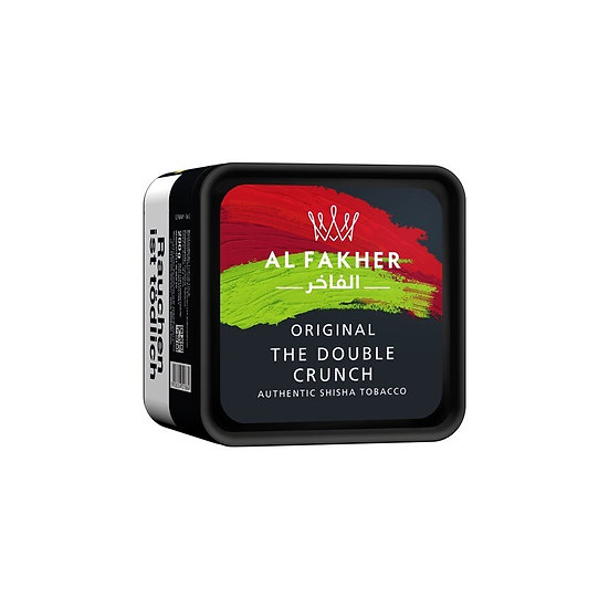 Al Fakher 1kg - The Double Crunch