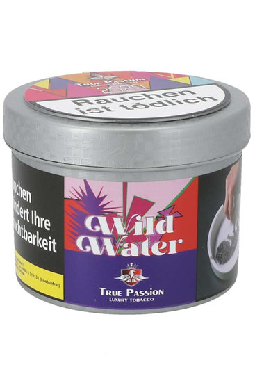 True Passion Tobacco Wild Water 200g
