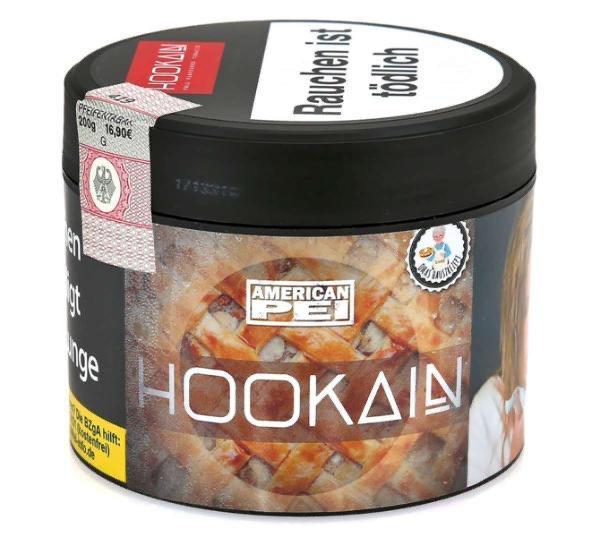 Hookain Tabak American Pei 200g
