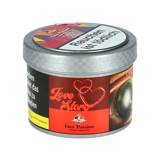 True Passion Tobacco Love Story 200g