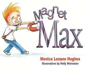 Magnet Max Book Cover