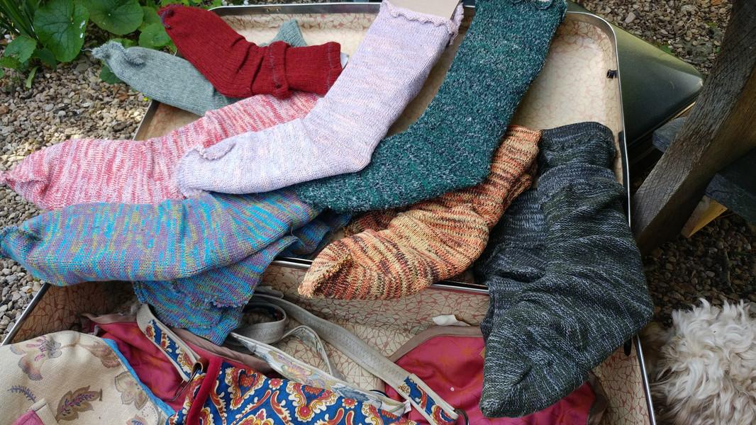 Comfort boot Socks