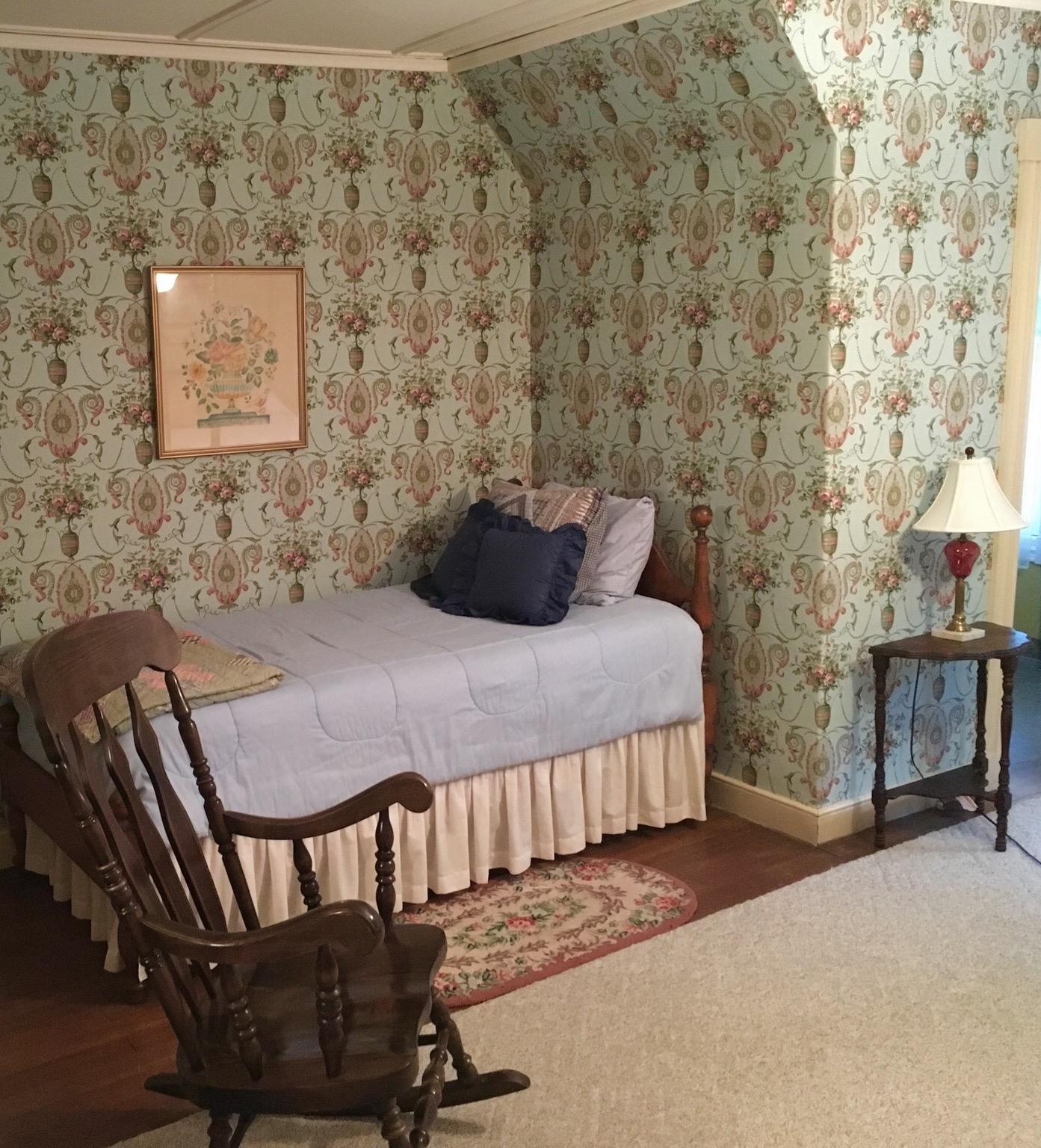 Adams Room Twin Bed