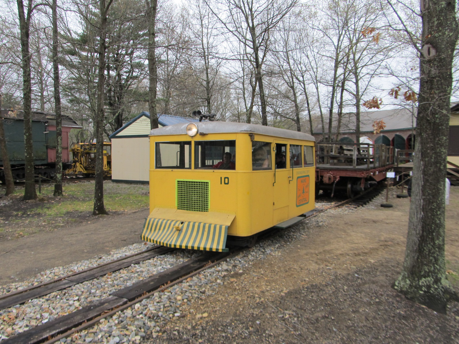 Eastern CT Railroad Museum
