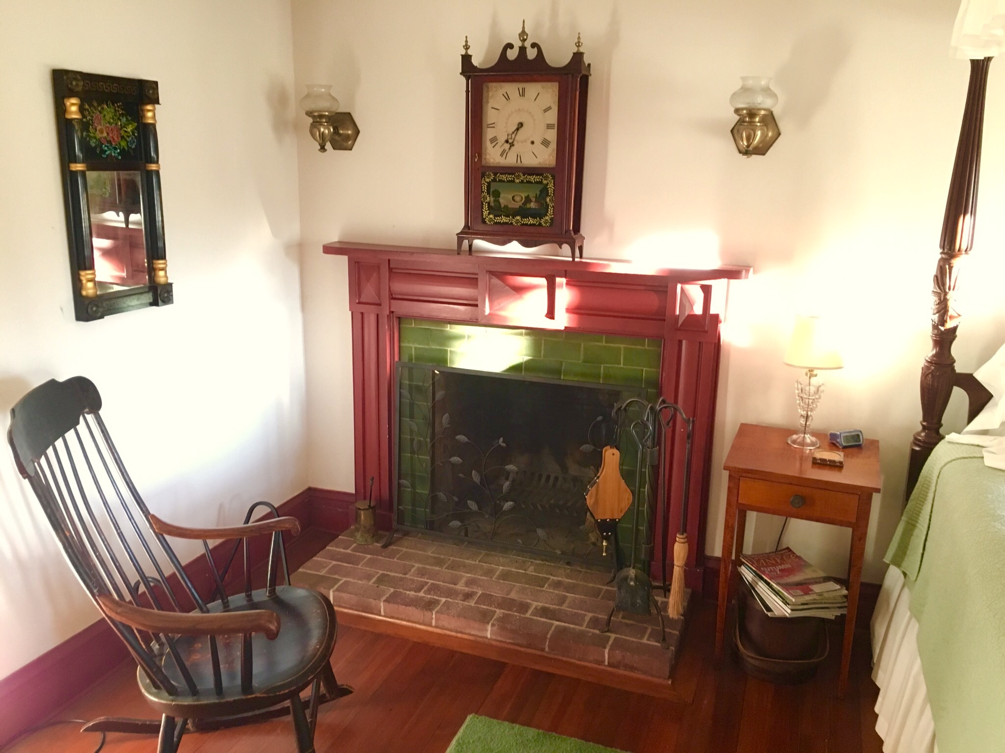 Golding Fireplace