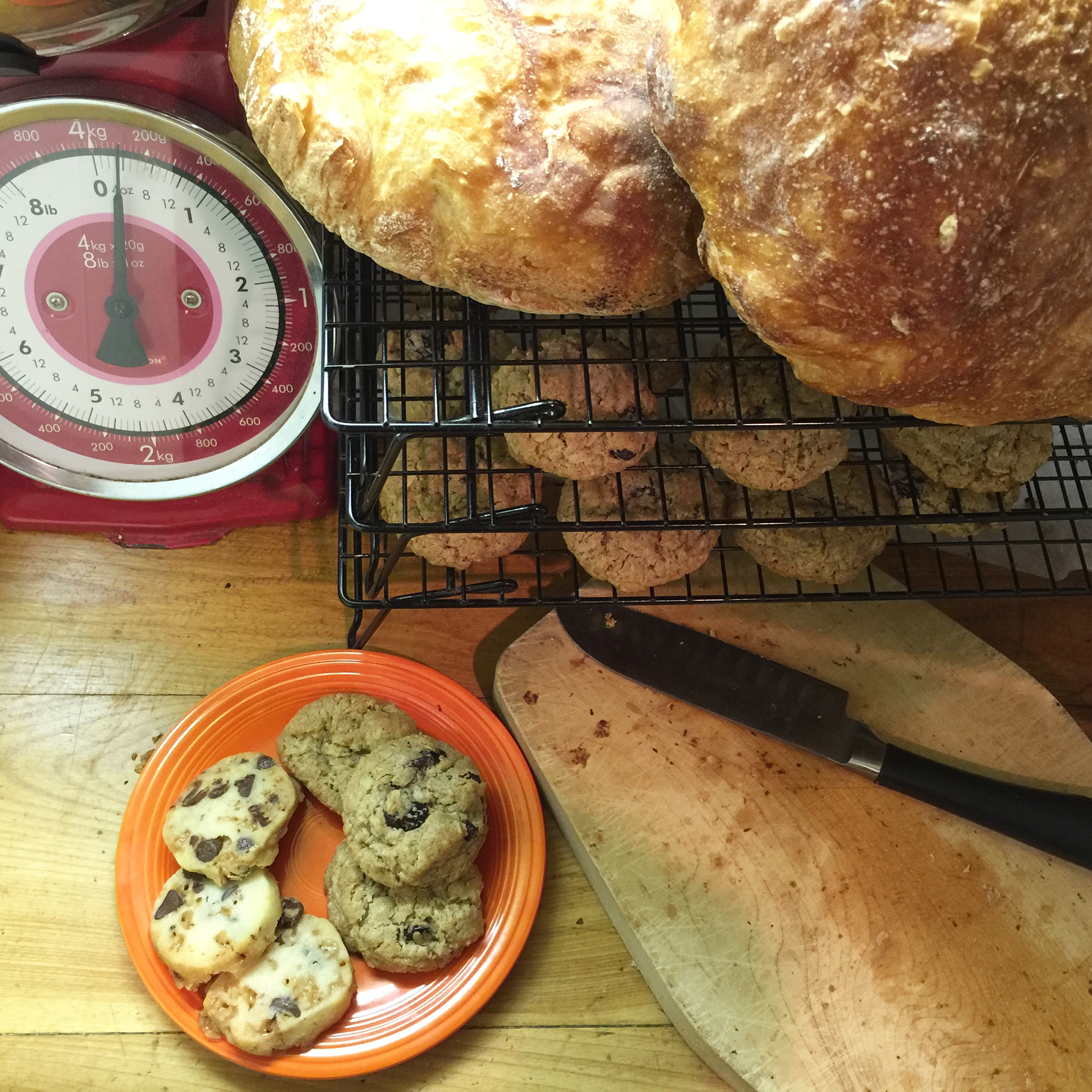 Homemade Breads & Cookies