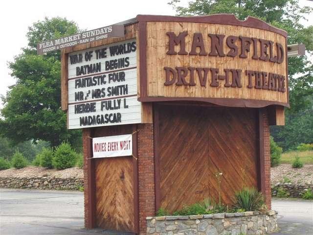 Mansfield Drive-In & Flea Market