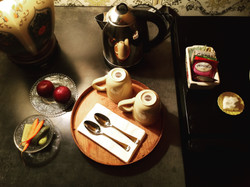 Tea Service at the Ready