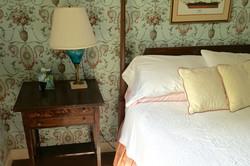 Adams Room Bed Detail