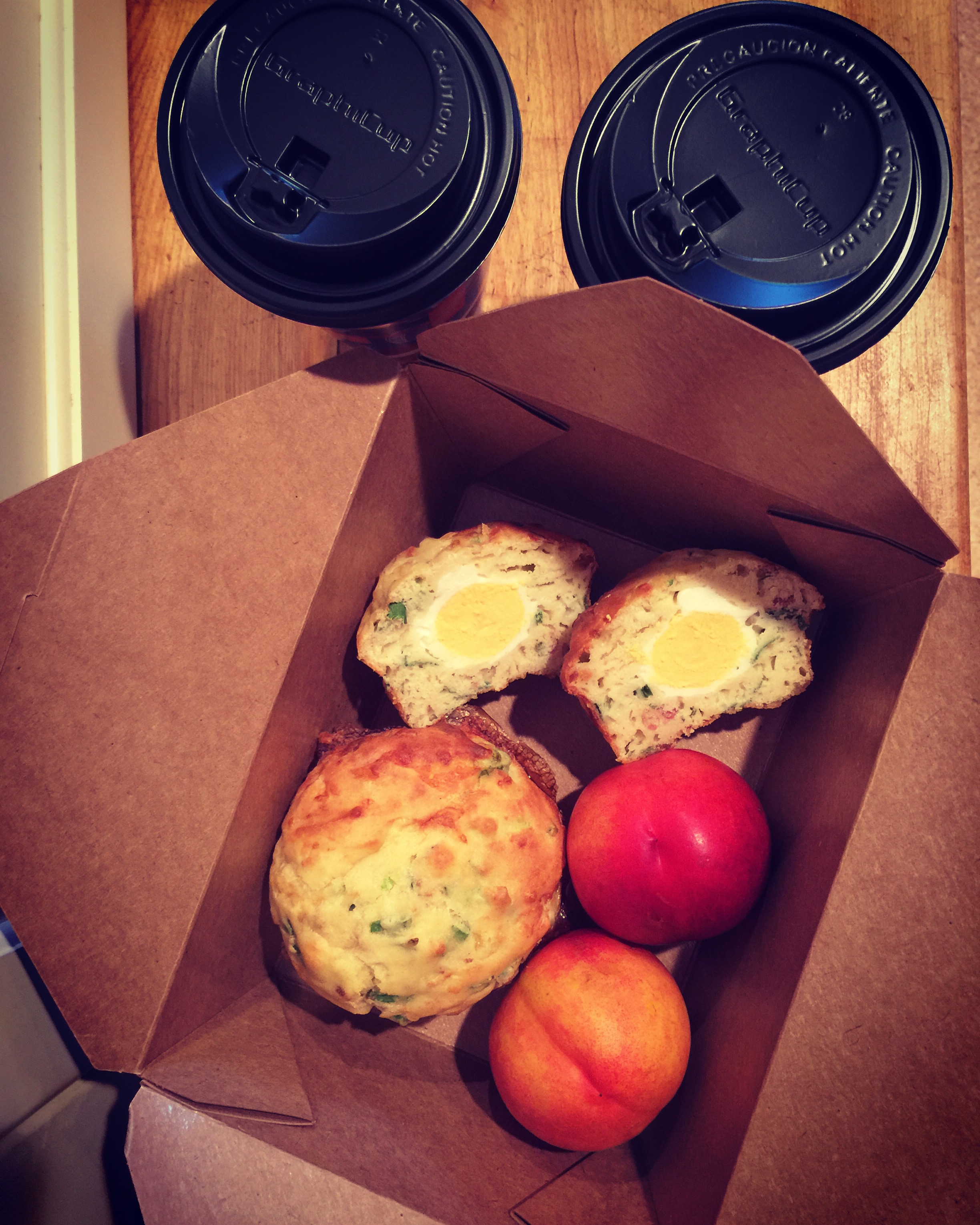 Breakfast To Go!