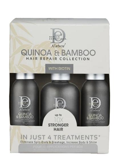 QUINOA & BAMBOO HAIR REPAIR KIT