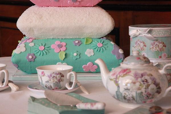 Wedding Cake Consultation Tees Bakery