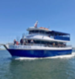 freeport charter boat captain pete
