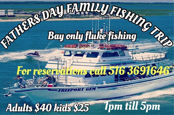 FREEPORT FATHERSDAY FISHING