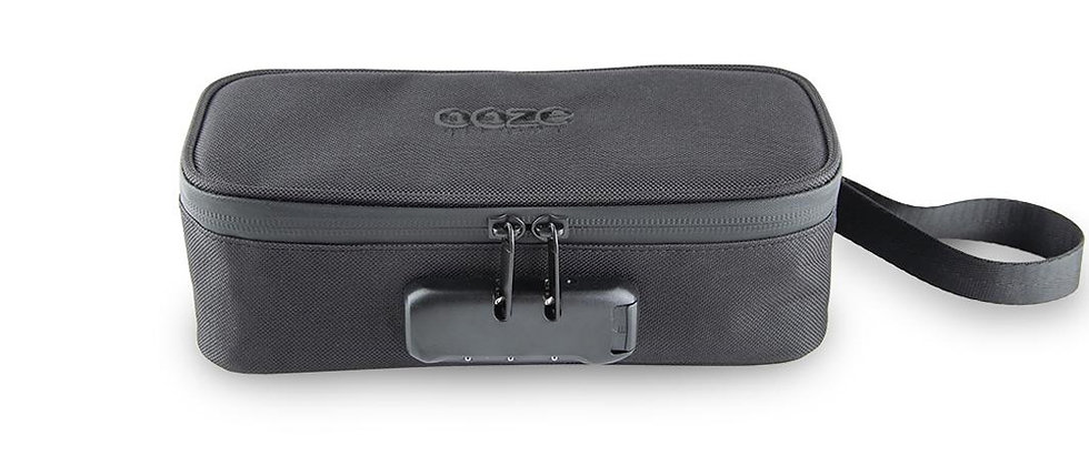 Ooze Travel Pouch with Combination Lock