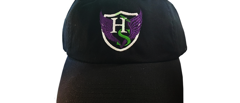 "Official HS Dad Hat ""Strap Back"""