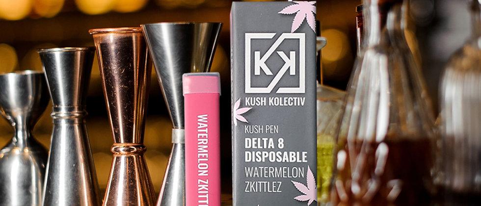 Kush Kolectiv Delta-8 Disposables - Rechargeable