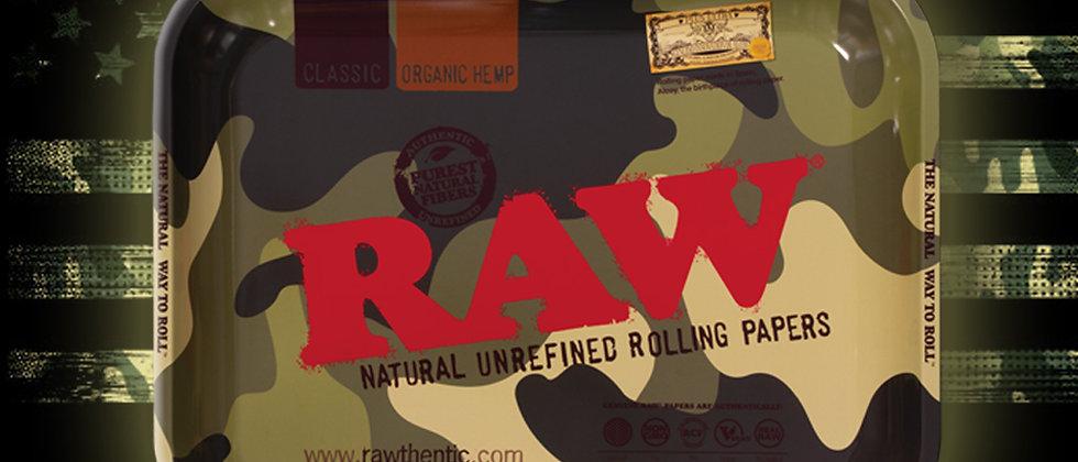 RAW Camo Rolling Tray