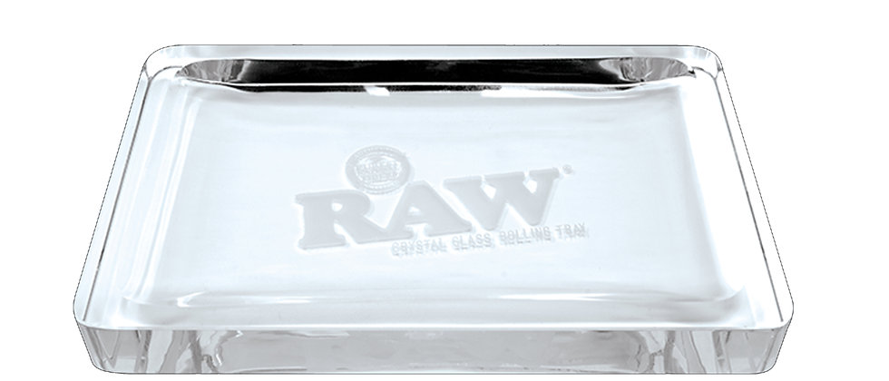 RAW Crystal Rolling Tray