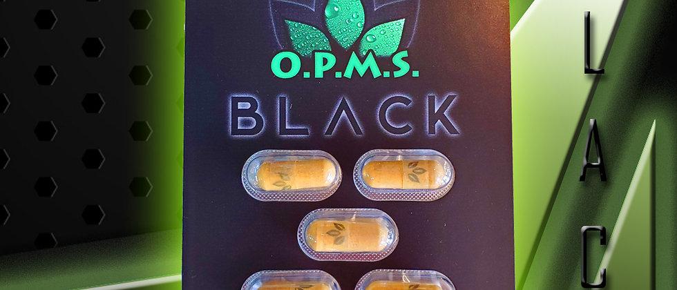OPMS Black Kratom Caps 2ct